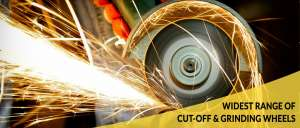 quality cut-off wheels and grinding wheels