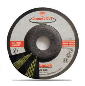 Polymak cut-off wheels and grinding discs are high-performance product