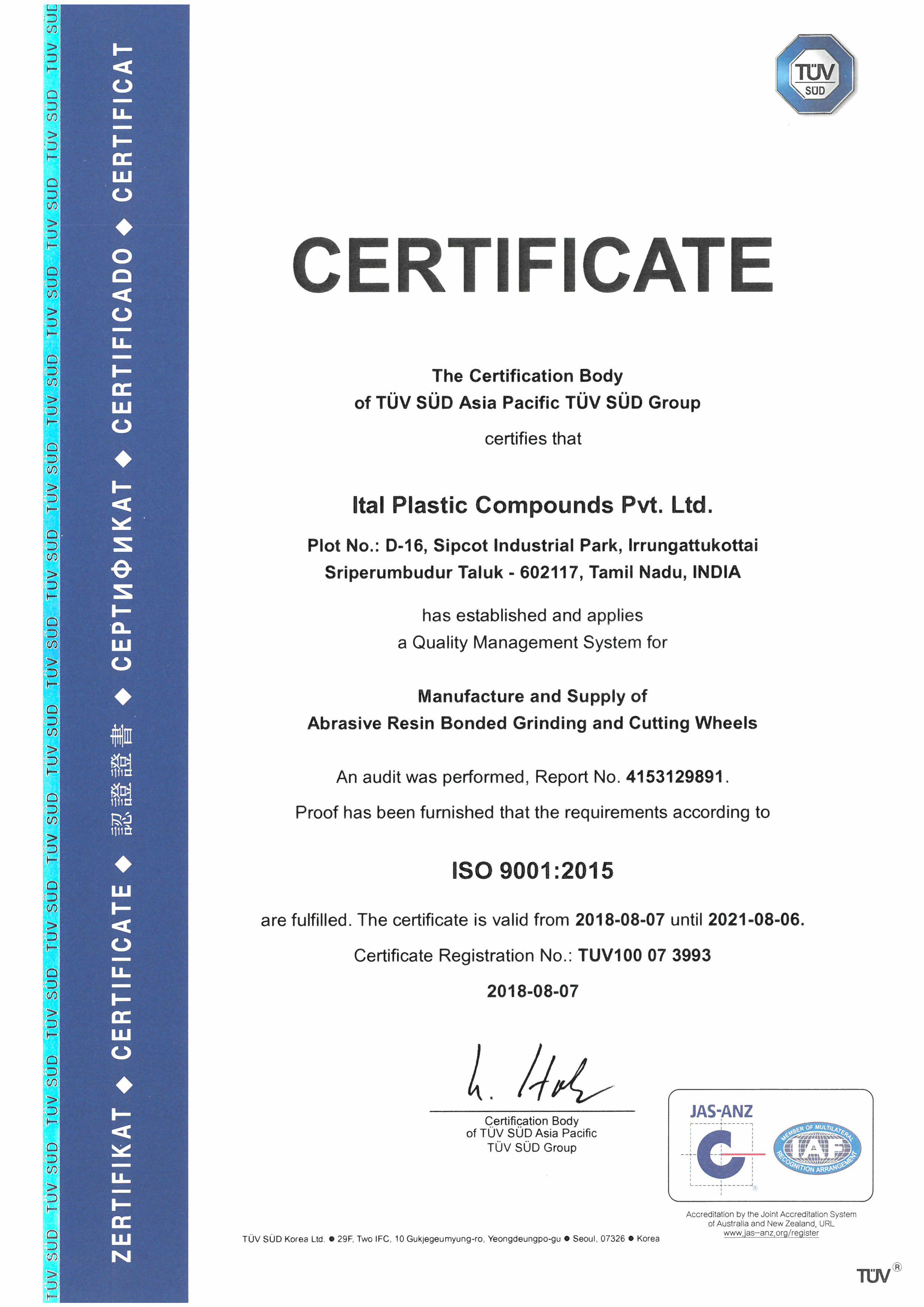 polymak-ISO-Certifictae