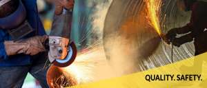 Quality and Safe Abrasives brand